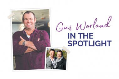 Gus Worland launches Gotcha4Life Project in Australia.
