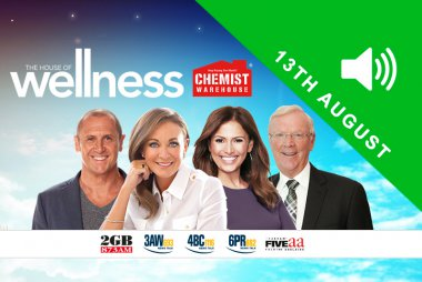 The House of Wellness Radio – Full Show Sunday 13th August