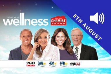 House of Wellness Radio – Full Show Sunday 6th August 2017