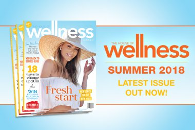 Your January House of Wellness magazine out now