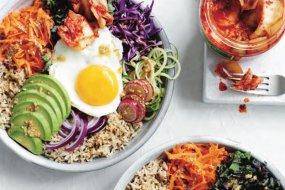 Sally Obermeder's Eggs Eleven Bowl Recipe