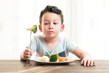 How to deal with fussy eaters