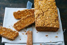 Gluten-free Carrot Bread