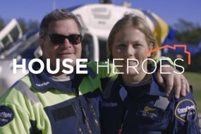 House Heroes Careflight