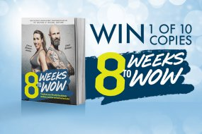 8 weeks to wow competition