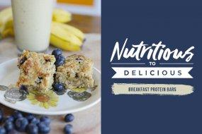 breakfast protein bars