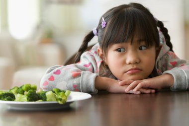 How to serve food your kids will actually eat
