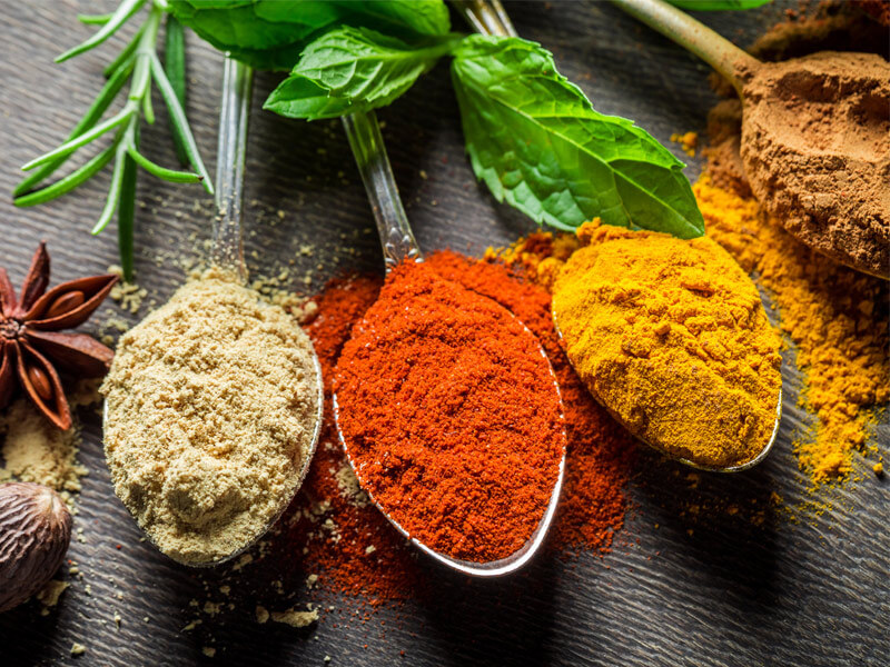 herbs and spices for gut health