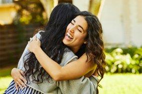 hugging and oxytocin