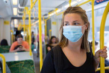 coronavirus public transport