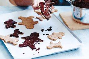 luke hines gingerbread