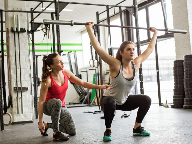 choosing a PT or gym