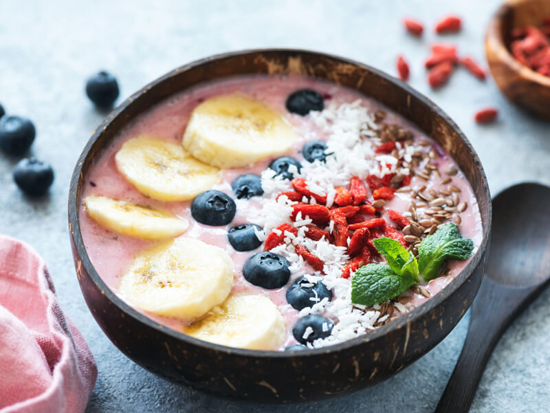acai bowl benefits